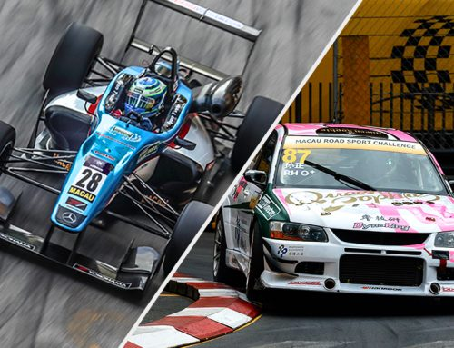 Speed Metal Participate in the Macau F3 Formula Grand Prix & Road Sport Challenge -Ryan Tveter, Sun Zheng show the highest competitive spirit