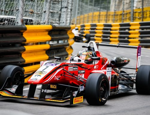 "Speed Metal re-participate in the Macau Formula 3 Grand Prix  ""The Emperor"" Ye Hong-Li comes in with fearless"